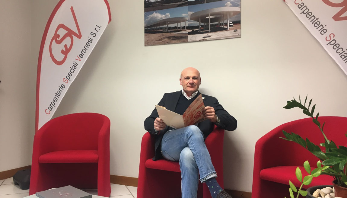 Luciano Fiorini Carbognin, C.S.V.