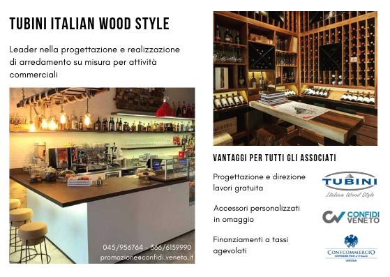 pARTNERSHIP TUBINI Italian Wood Style e CONFCOMMERCIO VERONA CON CONFIDI VENETO (3)